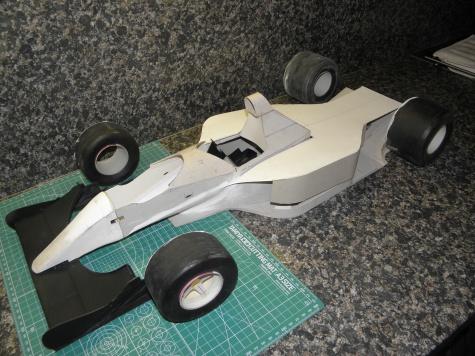 Williams FW14B, 1992, N, Mansell