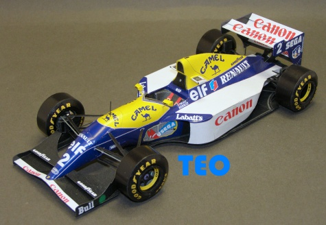 Williams FW15C