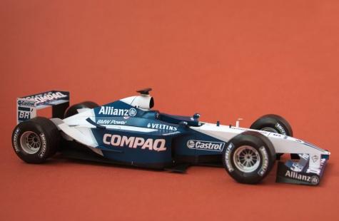Williams FW24 (2002; Schumacher)