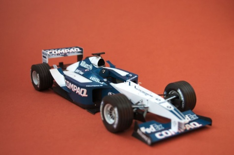 Williams FW24 (2002; Schumacher)