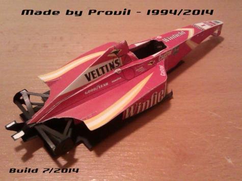 Williams FW20 - (1) Jacques Villeneuve