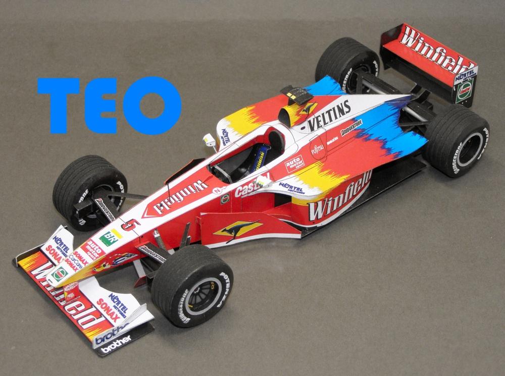 Williams Supertec FW21
