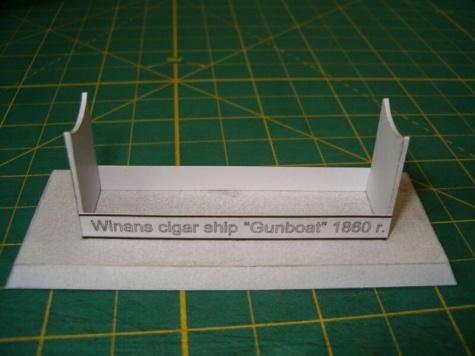 Winans cigar ship 1860 r