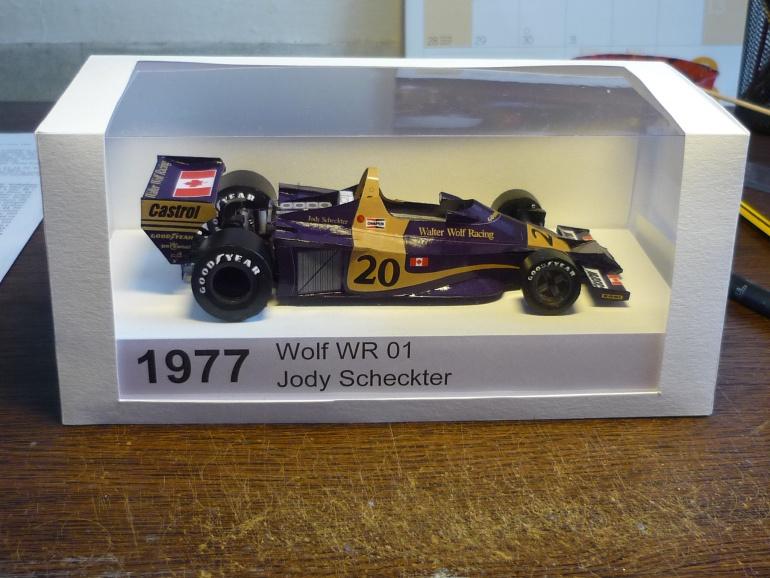 Wolf WR 01
