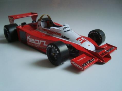 Wolf WR 03 - 1978 - Keke Rosberg