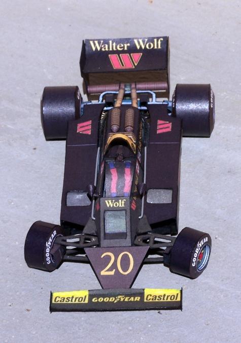 WOLF WR5