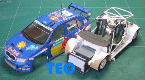 Fabia WRC 2005