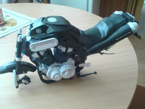 Yamaha MT-O1