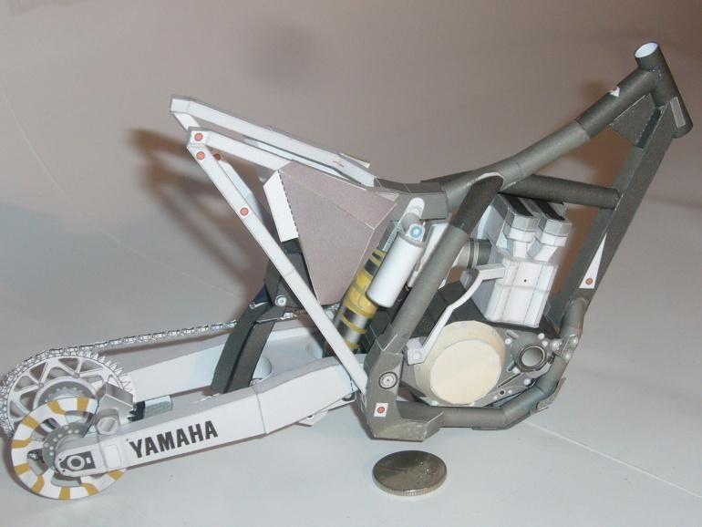 Yamaha YZ 450 FM