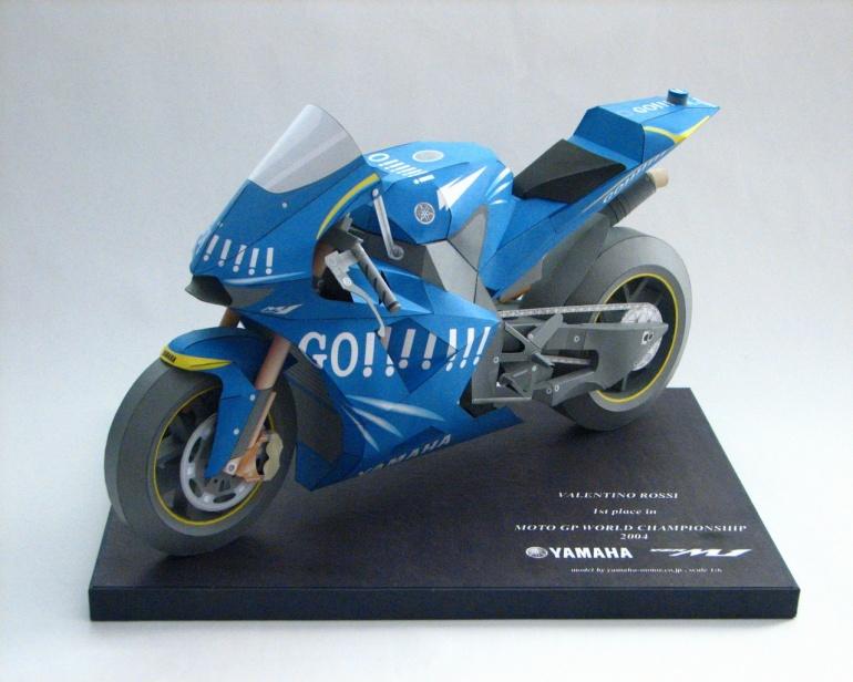 Yamaha YZR-M1 GO! LE