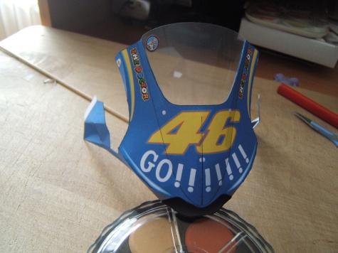 Yamaha YZR-M1 GO (Rossi 46 )