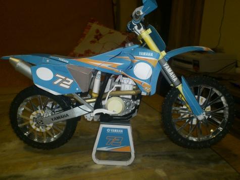 Yamaha 450 FM