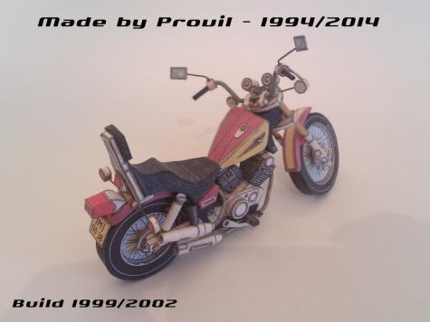 Yamaha Virago XV 750 DPS