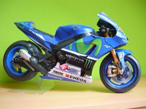 Yamaha YZR M1 Rossi