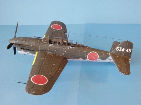 Yokosuka D4Y2 Suisei (Judy)