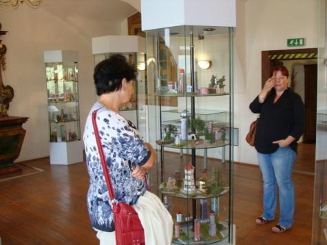 Za obzorem - regionální muzeum Mělník