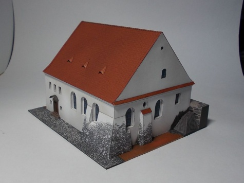 Zadní synagoga, Třebíč