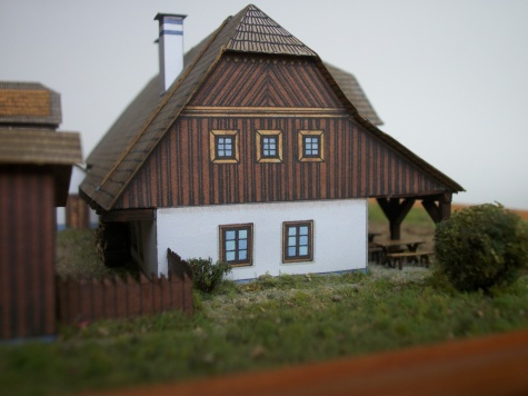 Zájezdní hostinec ze Slezska