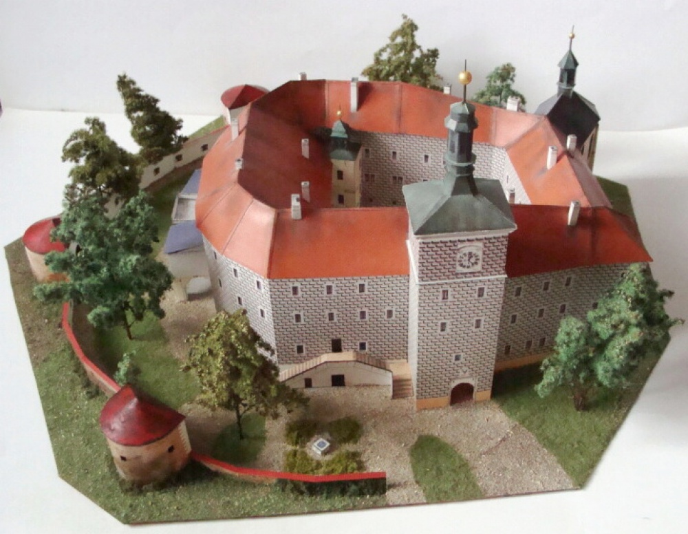 zámek Březnice