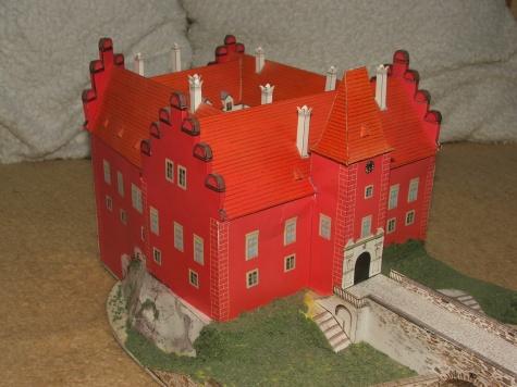 Zámek Červená Lhota