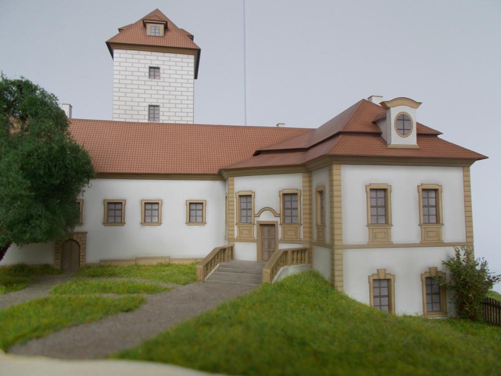 Zámek Lobkovice