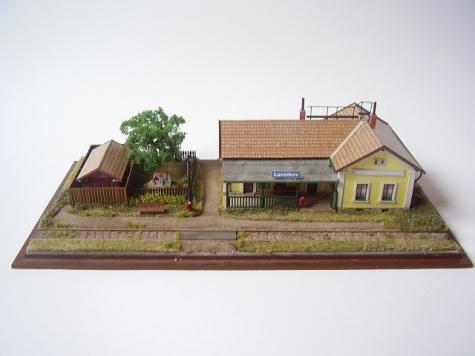 Zastávka Luvníkov