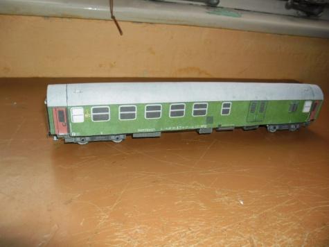 Železniční osobní vůz řady BDsee