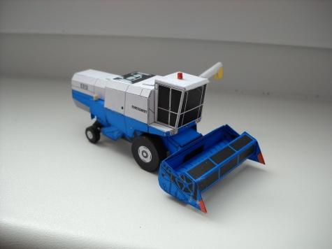 Zemědělská technika 1:100