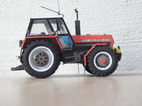 Zetor 16045 Crystal Turbo