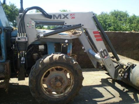 Zetor 6748+MX T8