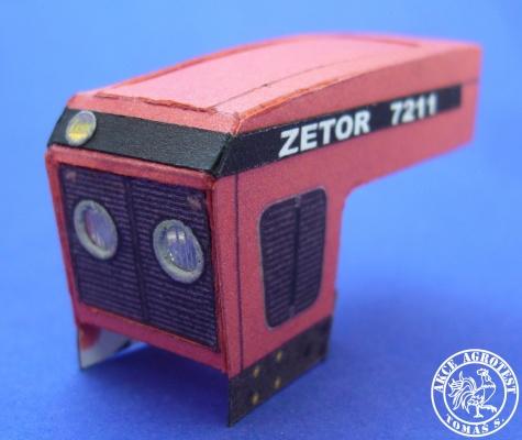 Zetor 7211