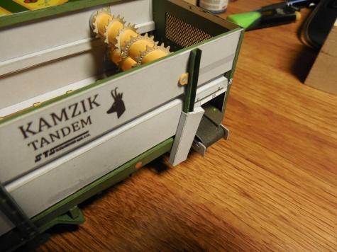 Zetor Crystal 120 45 + Kamzík Tandem /HOTOVO/