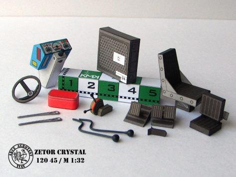 Zetor Crystal 120 45
