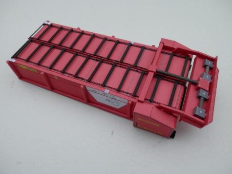Zetor Crystal 8011 + rozmetadlo RU 5