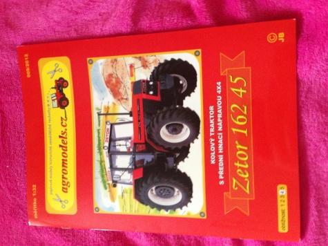 Zetor ZTS 16245