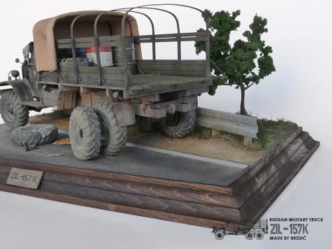 ZIL - 157 k