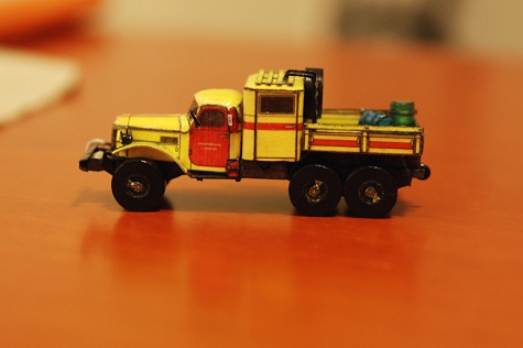 Zil 157 - Emergency service