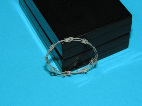 Žiletkový ostnatý drát