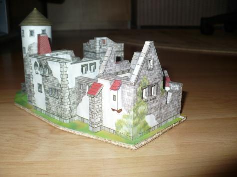 Zrúcanina hradu