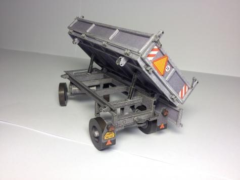 Zetor 5511 + 5t v lek