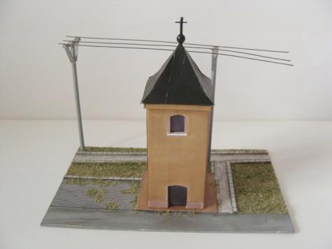 zvonica Králová pri Senci