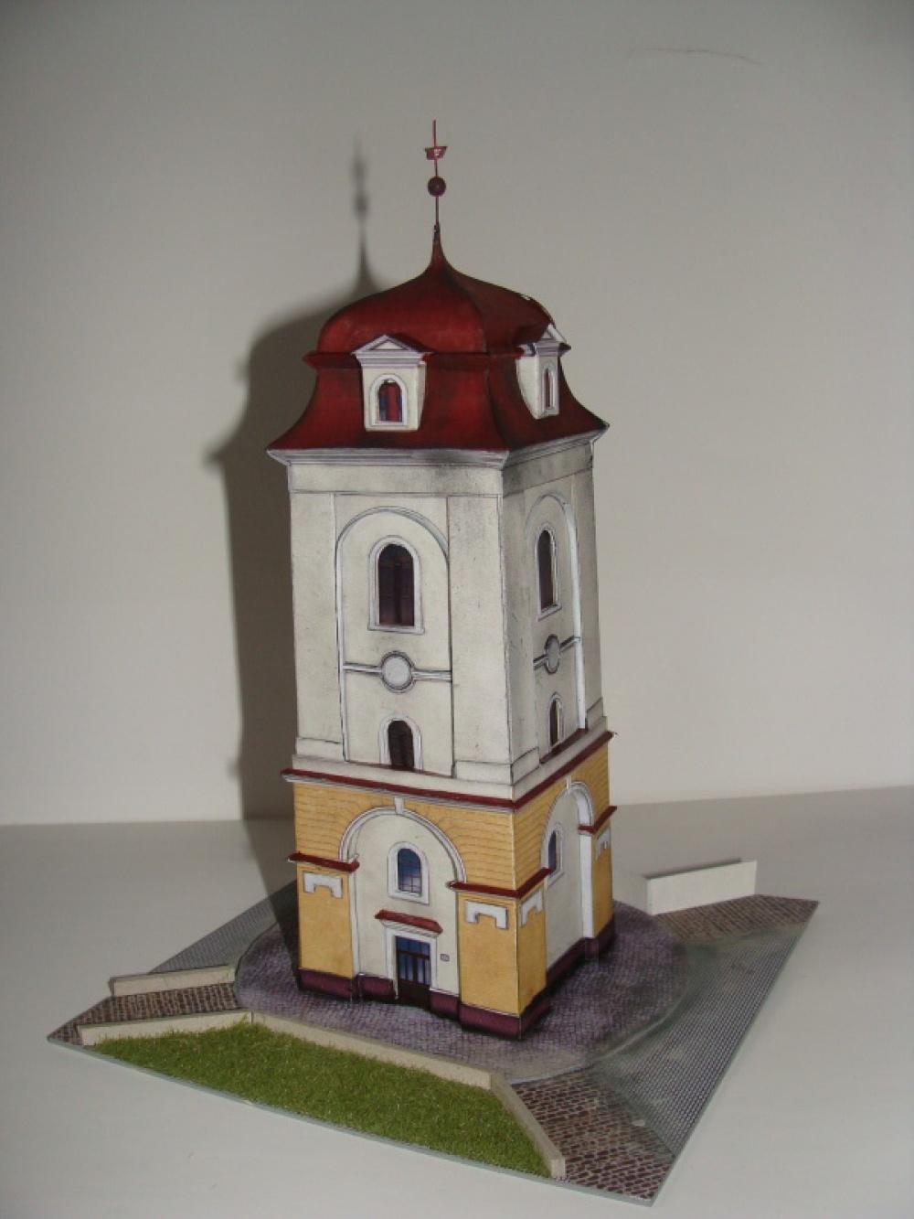 zvonica v Bezne