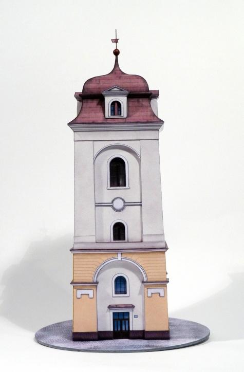 Zvonica v Brezne
