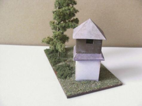 zvonica v Ďanové