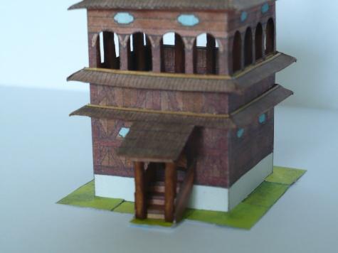 Zvonica v Hronseku
