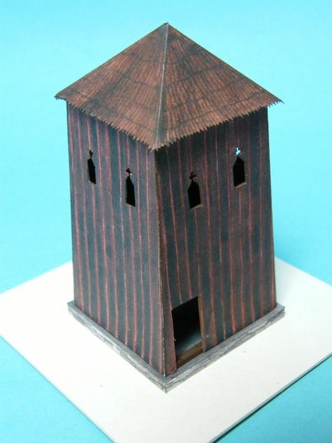 Zvonica v Ladomírovej