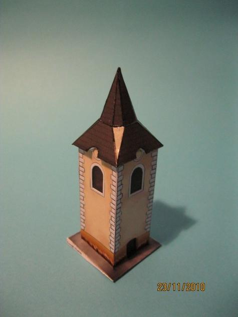 Zvonica v Podlaviciach a  Zvonica v Kráľové pri Senci
