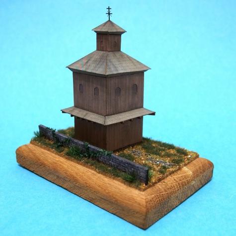 Zvonica v Ponikoch