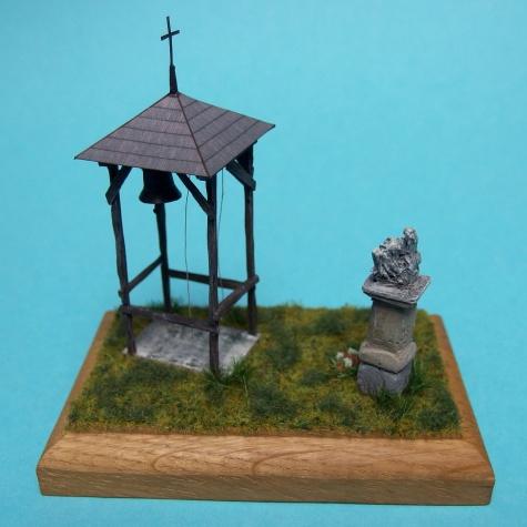 Zvonica z Čierneho Brodu