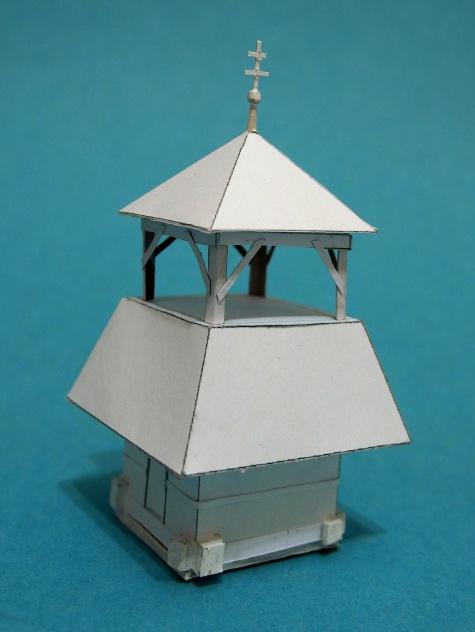 Zvonica z Malej Mače